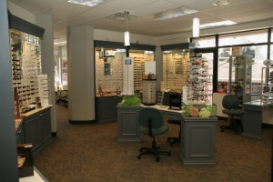 Eye glass Showroom